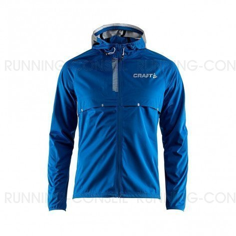 CRAFT VESTE REPEL IMPERMÉABLE HOMME | TRUE BLUE/REFL | Collection Printemps-Été 2019