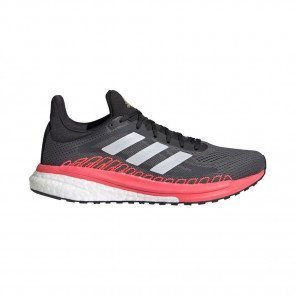 ADIDAS SOLARGLIDE 3 ST Femme - GREY FIVE/CRYSTAL WHITE/SIGNAL PINK