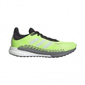 ADIDAS SOLARGLIDE 3 Homme - SIGNAL GREEN/CORE WHITE/CORE BLACK