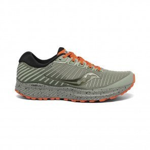SAUCONY GUIDE 13 TR Homme - Desert | Orange